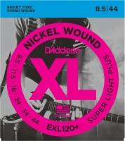 Струны DAddario XL Nickel Wound Plus 9.5-44