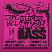 Струны Ernie Ball Slinky Nickel Wound Bass 45-100