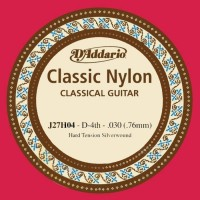 Струны DAddario Single Student Nylon 30