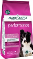 Корм для собак Arden Grange Performance Chicken/Rice 12 kg