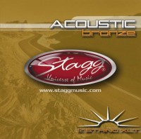 Струны Stagg Acoustic Bronze 12-String 10-47