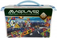 Конструктор Magplayer 118 Pieces Set MPT-118