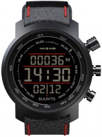 Наручные часы Suunto Elementum Terra Black/Red Leather
