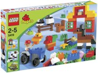 Конструктор Lego Build a Farm 5419