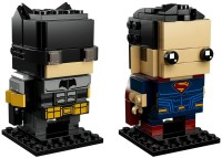Конструктор Lego Tactical Batman and Superman 41610