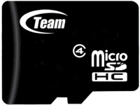 Карта памяти Team Group microSDHC Class 4 16Gb