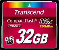 Карта памяти Transcend CompactFlash 800x 64Gb