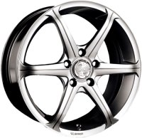 Диск Racing Wheels H-116 6x14/5x100 ET38 DIA67,1