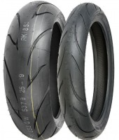 Мотошина Shinko 011 Verge 170/60 ZR17 72W