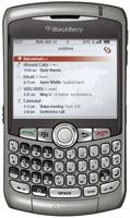 Мобильный телефон BlackBerry 8310 Curve