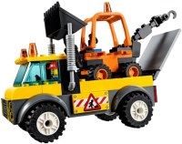Конструктор Lego Road Work Truck 10683