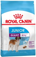 Корм для собак Royal Canin Giant Junior 4 kg