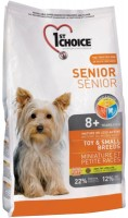 Корм для собак 1st Choice Senior Toy/Small Breeds 2.72 kg