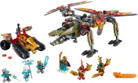 Конструктор Lego King Crominus Rescue 70227
