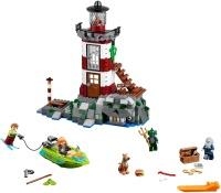 Конструктор Lego Haunted Lighthouse 75903