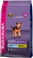 Корм для собак Eukanuba Dog Puppy and Junior Large Breed 15 kg