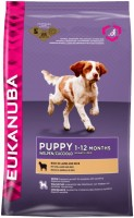 Корм для собак Eukanuba Dog Puppy and Junior All Breeds Lamb/Rice 12 kg