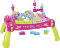 Конструктор MEGA Bloks Lil Princess Play n Go Fairytale Table CXP12