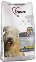 Корм для собак 1st Choice Adult All Breeds Hypoallergenic Potatoes and Duck Formula 12 kg