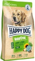 Корм для собак Happy Dog NaturCroq Adult Lamb/Reis 15 kg