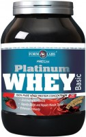 Протеин Form Labs Platinum Whey Basic 0.75 kg