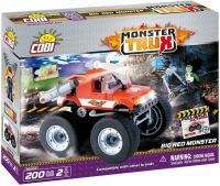 Конструктор COBI Big Red Monster 20054