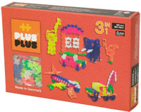 Конструктор Plus-Plus Mini Neon (480 pieces) PP-3721