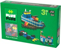 Конструктор Plus-Plus Mini Basic (480 pieces) PP-3720