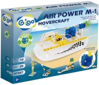 Конструктор Gigo Air Power M-1 Hovercraft 7367