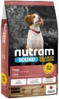 Корм для собак Nutram S2 Sound Balanced Wellness Natural Puppy 2.72 kg