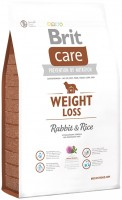 Корм для собак Brit Care Weight Loss Rabbit/Rice 12 kg