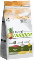 Корм для собак Trainer Fitness3 Adult Mini Duck/Rice/Oil 0.8 kg