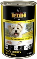 Корм для собак Bewital Belcando Adult Canned Turkey/Rice 0.4 kg