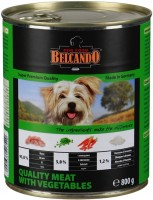 Корм для собак Bewital Belcando Adult Canned Meat/Vegetable 0.8 kg