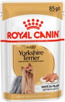 Корм для собак Royal Canin Yorkshire Terrier Adult Packaging Pouch 0.085 kg