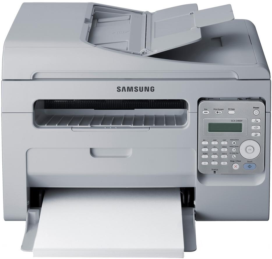 инструкция к принтеру samsung scx-3400
