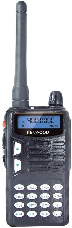 Kenwood TK-450S: отчет об использовании