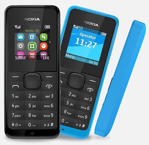 Nokia 105 Ds инструкция - фото 5