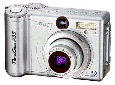фото Canon PowerShot A95