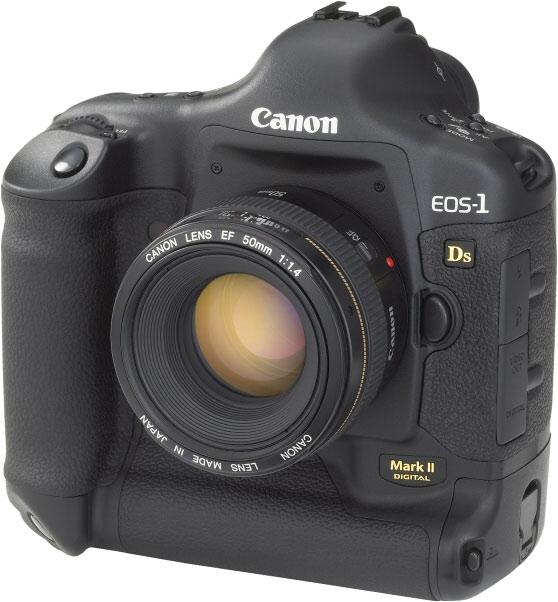 фото Canon EOS 1Ds Mark II