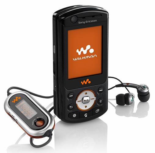 фото Sony Ericsson W900i