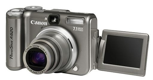 фото Canon PowerShot A620