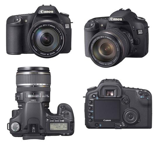 фото Canon EOS 30D