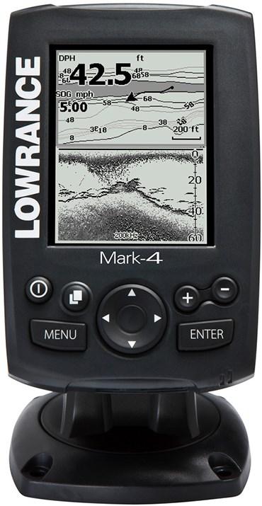 Lowrance Mark 4 Инструкция