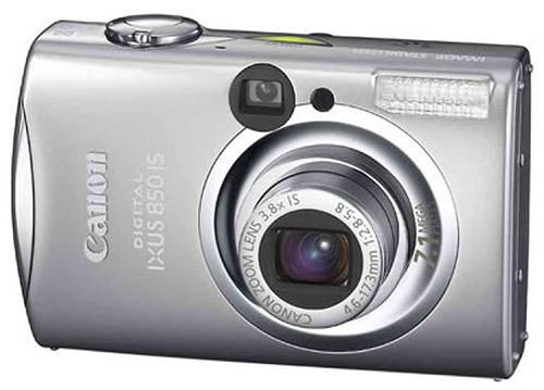фото Canon DIGITAL IXUS 850 IS