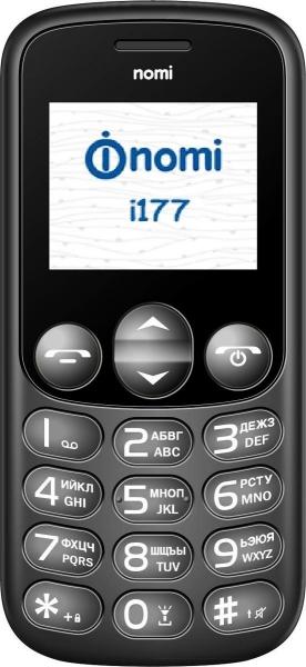 Nomi I177 Black инструкция - фото 2