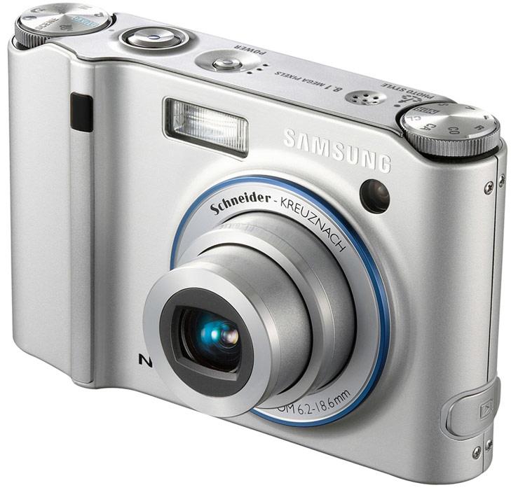 Цифровой фотоаппарат Samsung ST50.