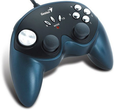 Download Drivers for genius game controllers